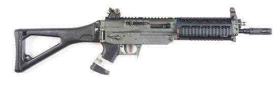 (N) New in Original Box Sig Sauer Model 551A Semi-automatic Short Barreled Rifle (SHORT BARREL RIFLE