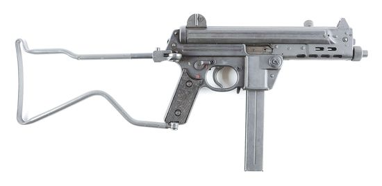 (N) High Performance Walther MPK Machine Gun with Spare Walther MPL Upper Assembly (PRE-86 DEALER SA