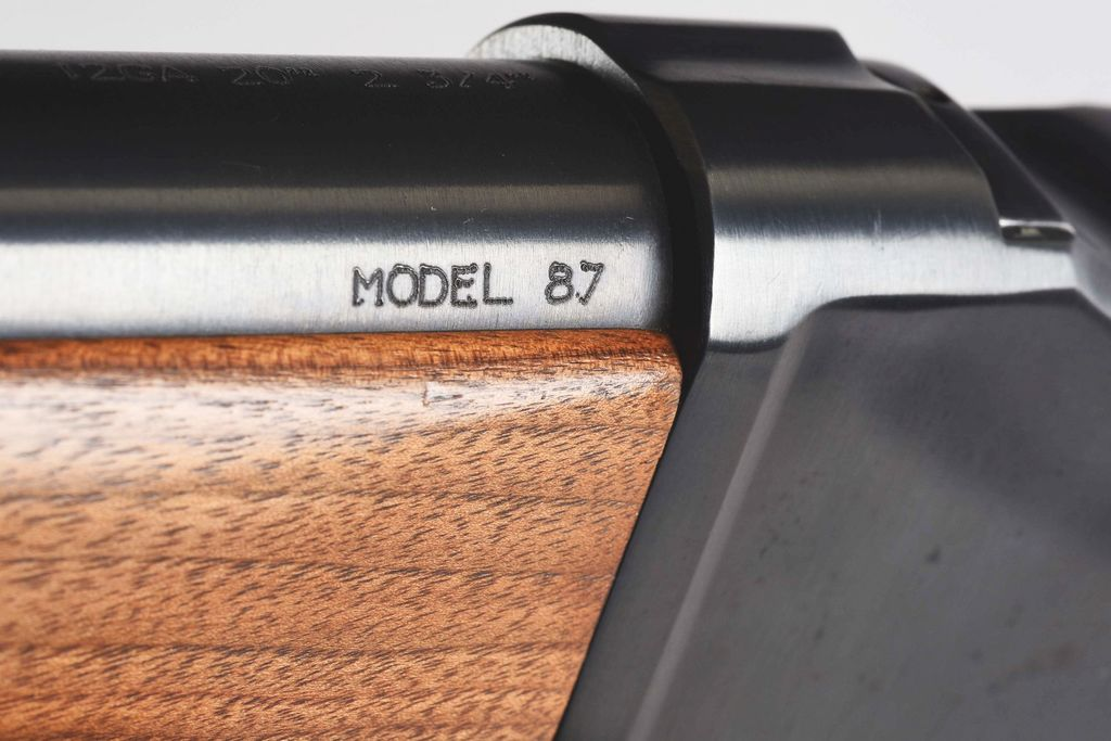 Lot: (M) Lot of 2: Norinco 1887 Riot Lever Action Shotgun and