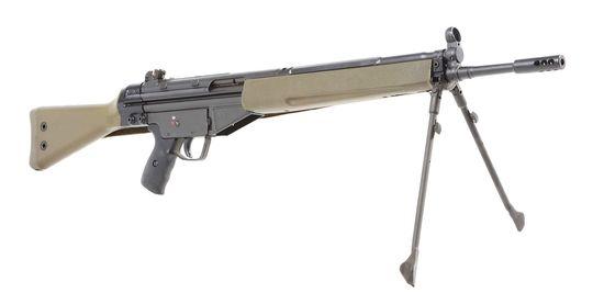 (M) Century Arms CAI-3 Semi-Automatic .308 Rifle
