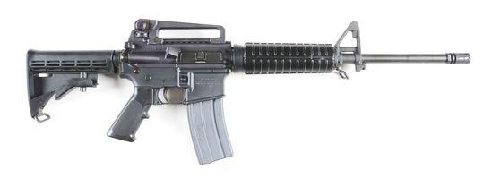 (M) Canadian Colt AR-15A3 Tactical Carbine.