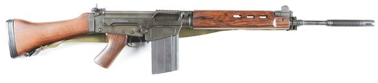 (M) DSA FAL Model SA58 Rifle.