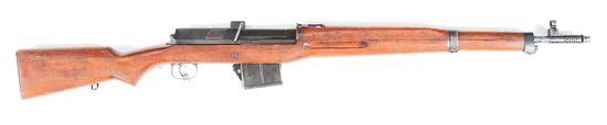 (C) Egyptian Hakim Semi-Automatic Rifle.