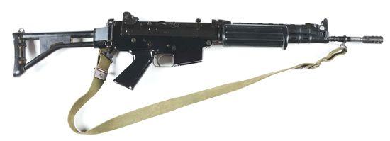 (M) Fabrique Nationale FNC Semi-Automatic Carbine.