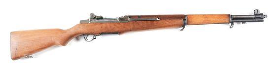 (C) Harrington & Richardson M1 Garand.