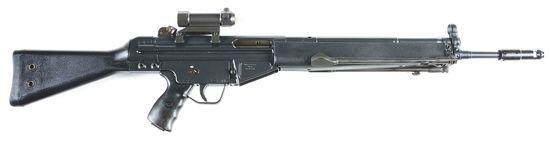 (M) HK Model 91 Semi-Automatic Rifle.