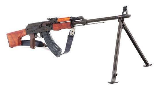 (M) Hess Arms M-47/ RPK-C Semi-Automatic Rifle.