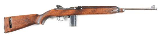 (C) IBM M1 Semi-Automatic Carbine.