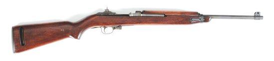 (C) IBM Corporation M1 Carbine Semi-Automatic Rifle.
