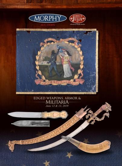 Edged Weapon, Armor, & Militaria - Day 2