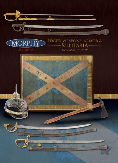 Edged Weapon, Armor & Militaria