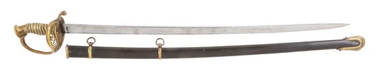 UNITED STATES 1850 STAFF AND FIELD OFFICER'S SWORD