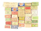 LOT OF 32 BOXES OF .22 AMMUNITION.