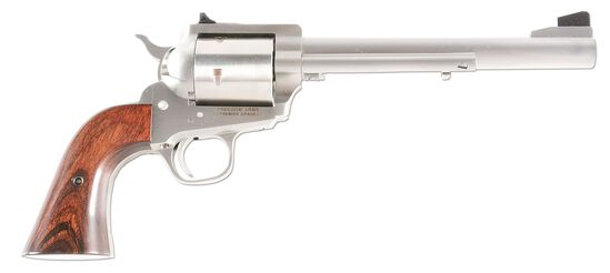 (M) FREEDOM ARMS MODEL 555 PREMIER GRADE SINGLE ACTION .50AE REVOLVER.