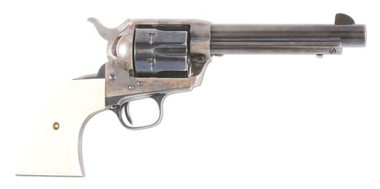 (C) SECOND GENERATION COLT SINGLE ACTION ARMY (1956).