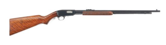 WINCHESTER 61 SLIDE ACTION RIFLE.