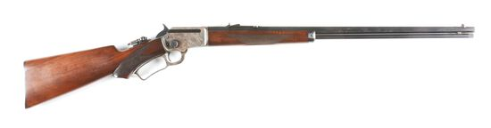 (C) PRE-WAR MARLIN MODEL 39 .22 RIMFIRE LEVER ACTION RIFLE.