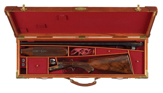 (C) FRESH TO MARKET AND RECENTLY DISCOVERED TRULY INCREDIBLE NEAR MINT AND EXCEEDINGLY RARE A.H. FOX