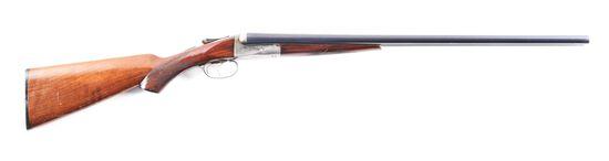 (C) FOX STERLINGWORTH SIDE BY SIDE SHOTGUN.
