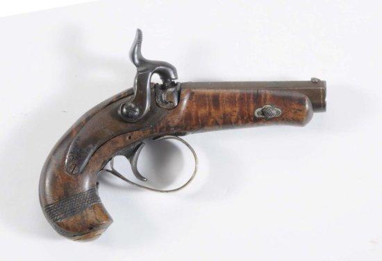 E.Schmidt SS Percussion Of Houston 45 Cal Pistol.