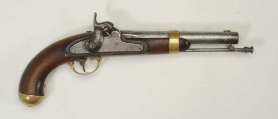 US Model 1842 .54 Cal. Pistol.