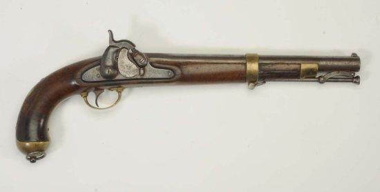 U.S. Springfield Model 1855 Pistol-Carbine.