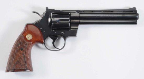 Colt Python .357 Cal. Revolver.**