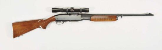 Remington 760 Gamemaster .300 Savage Rifle.**