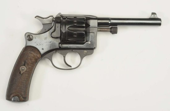 French 8mm Cal. Revolver.