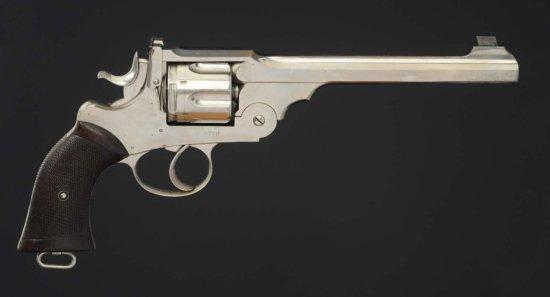 Webley .450/.455 cal. Revolver.