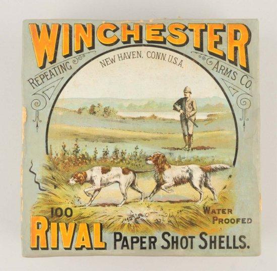 "Winchester ""Christmas Box"" 10 Ga. Rival."