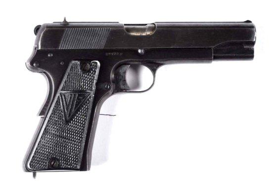 **Nazi Issue Polish Radom Pistol.