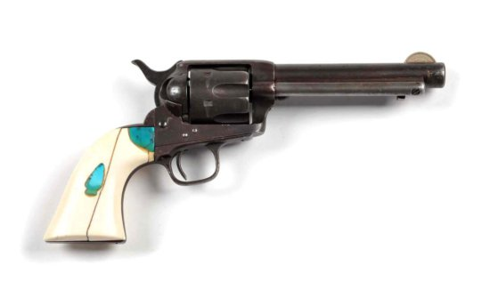 Colt S.A.A. Revolver (Antique).