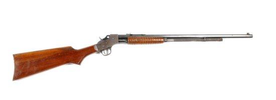 **Stevens Pump .22 Rifle.