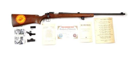 **Remington 40X-USMC CMP Target Rifle.
