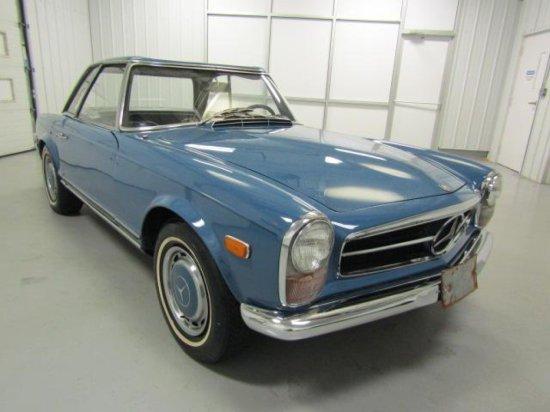 1968 Mercedes-Benz 280 SL Convertible