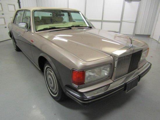 1986 Rolls-Royce Silver Spur Sedan