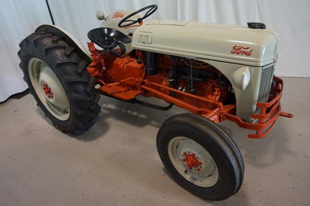 Ford 8N Farm Tractor