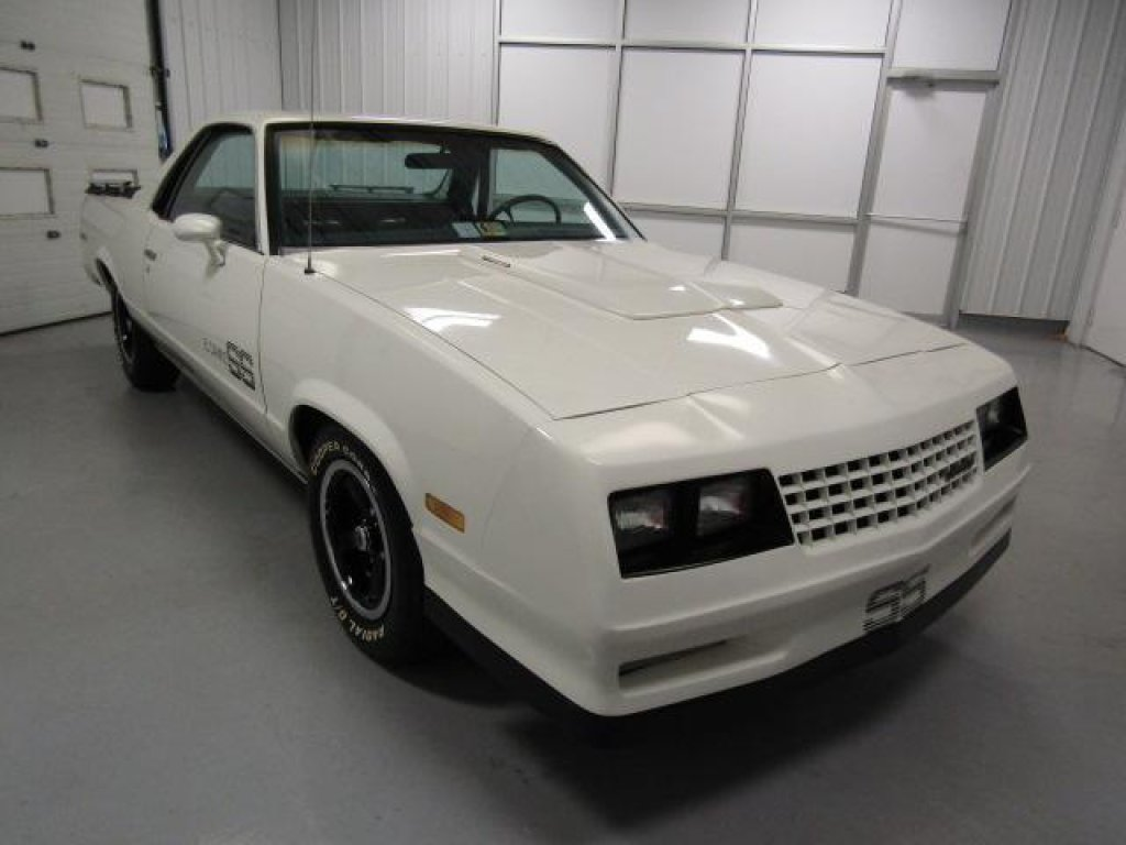 1984 Chevrolet El Camino SS Coupe