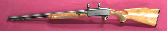 Remington Model 552 Speedmaster Delux Semi Auto .22 Rimfire