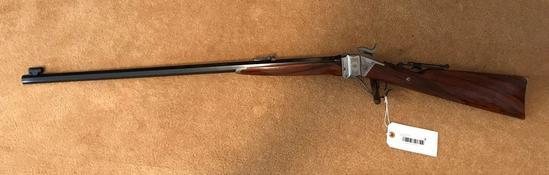 Pedersoli .45-70 Cal Octagon barrel