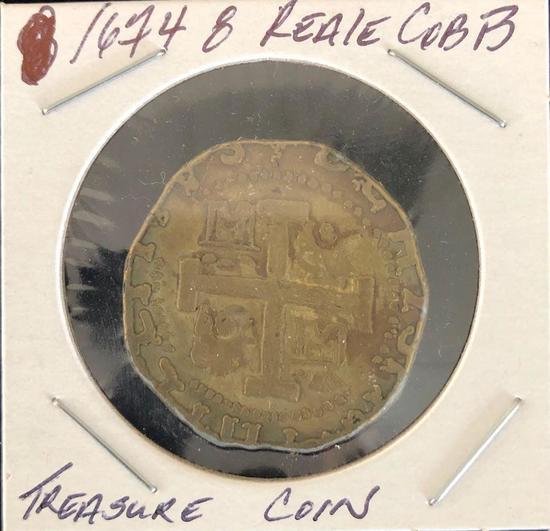 1674 8 Reale Cobb