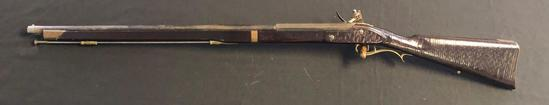 Japanese Flint Lock Smoothbore Rifle 66 cal