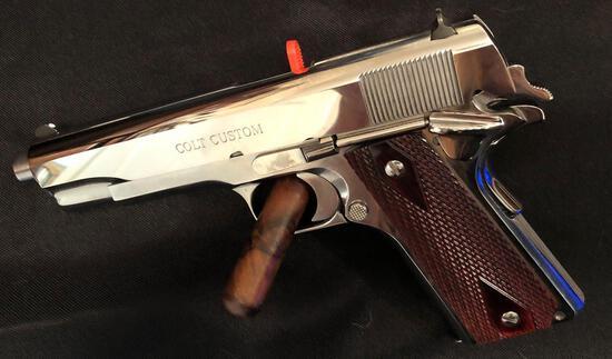 Colt Custom, Super .38 Auto