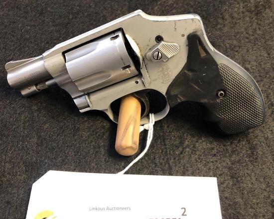 S & W Airweight Revolver