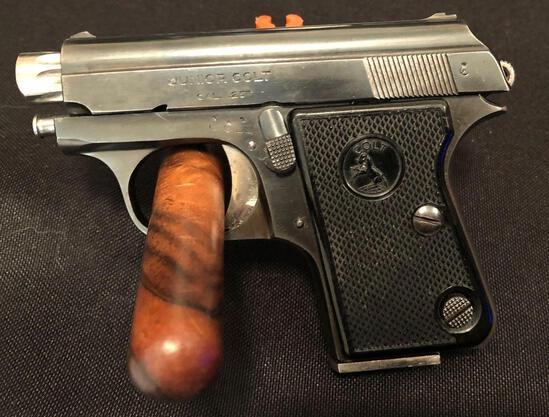 VR Colt, 25 Cal