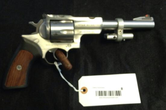 Ruger Stainless Super Red Hawk Revolver .44 Mag.