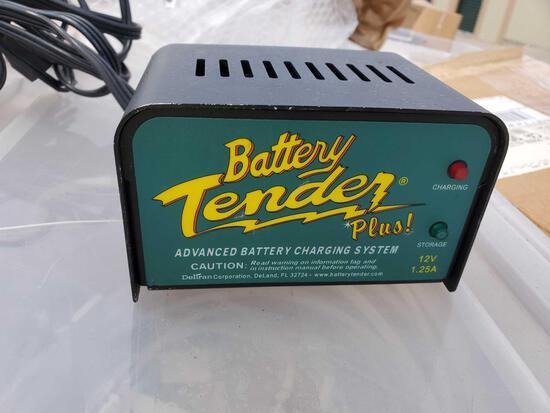 Battery Tender Loader