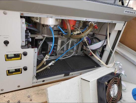ICP-MS Mass Spectrometer
