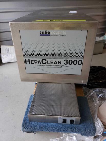 Julie Industries HEPA-Cleaner